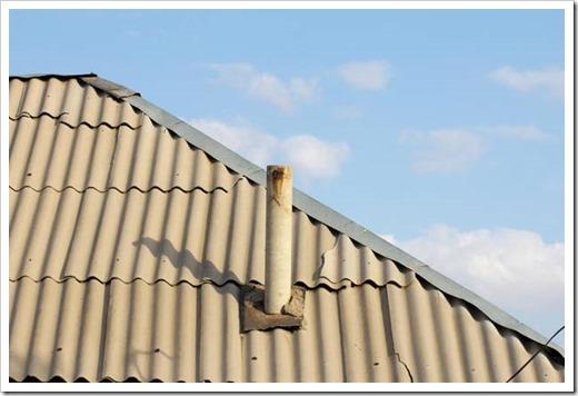 Как правильно крыть крышу шифером?