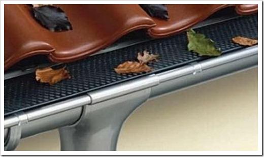 Крепления багажника на водостоки