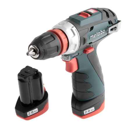 Купить Metabo Powermaxx bs quick 2+2