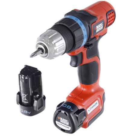 Купить Black & decker Egbl108kb