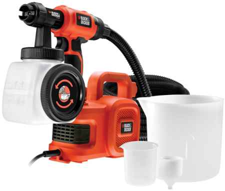 Купить Black & decker Hvlp400-qs