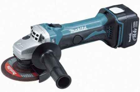 Купить Makita Dga450rfe аккумуляторная