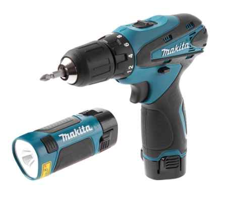 Купить Makita Df330dwle liion