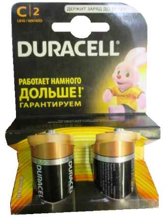 Купить Duracell Lr14-2bl
