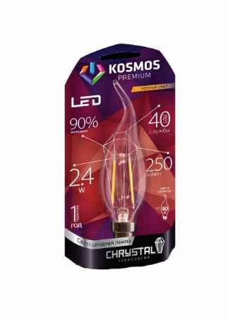 Купить КОСМОС Premium led 2.4Вт Свеча