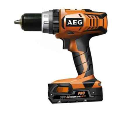 Купить Aeg Bsb 18g2 li-152c ударная