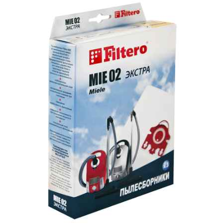 Купить Filtero Mie 02 ЭКСТРА