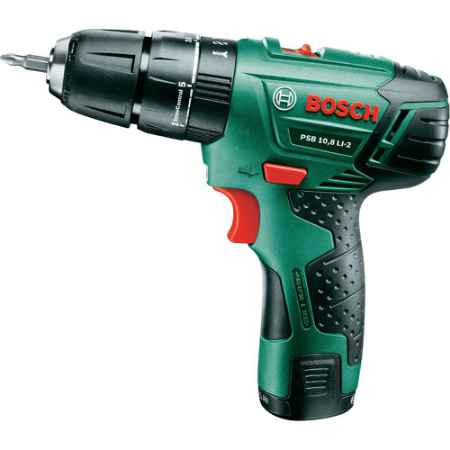 Купить Bosch Psb 10,8 li-2