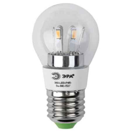 Купить ЭРА 360-led p45-5w-840-e27