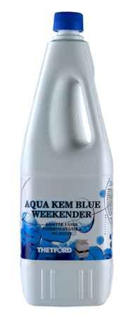 Купить Thetford Aqua kem blue weekender