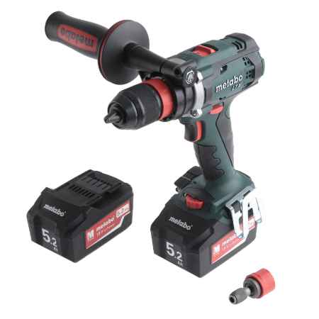 Купить Metabo Bs 18 ltx quick new 5.2