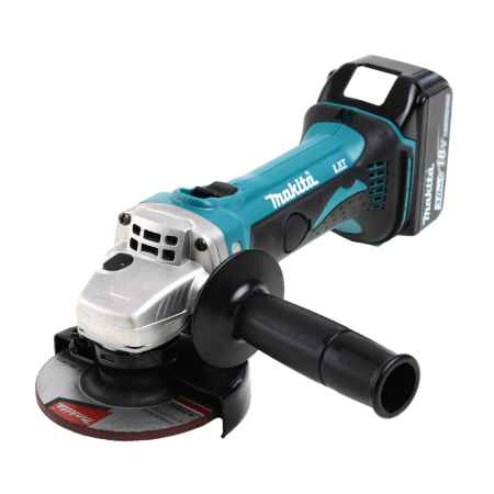 Купить Makita Dga452rfe аккумуляторная