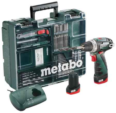 Купить Metabo Powermaxx bs basic set