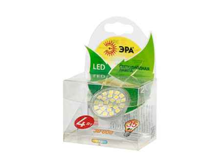Купить ЭРА Led smd mr16-4w-827-gu5.3