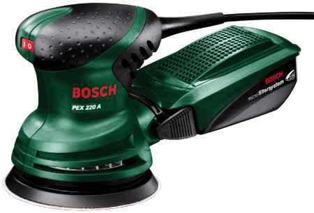 Купить Bosch Pex 220 a