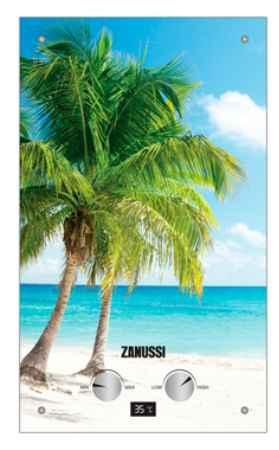 Купить Zanussi Gwh 10 fonte glass paradiso