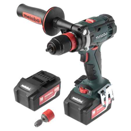 Купить Metabo Bs 18 ltx quick new 4.0