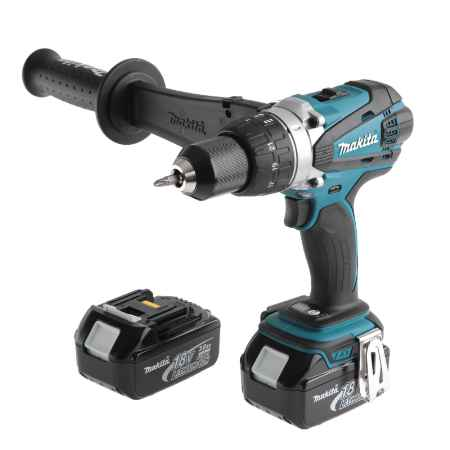 Купить Makita Ddf458rfe liion
