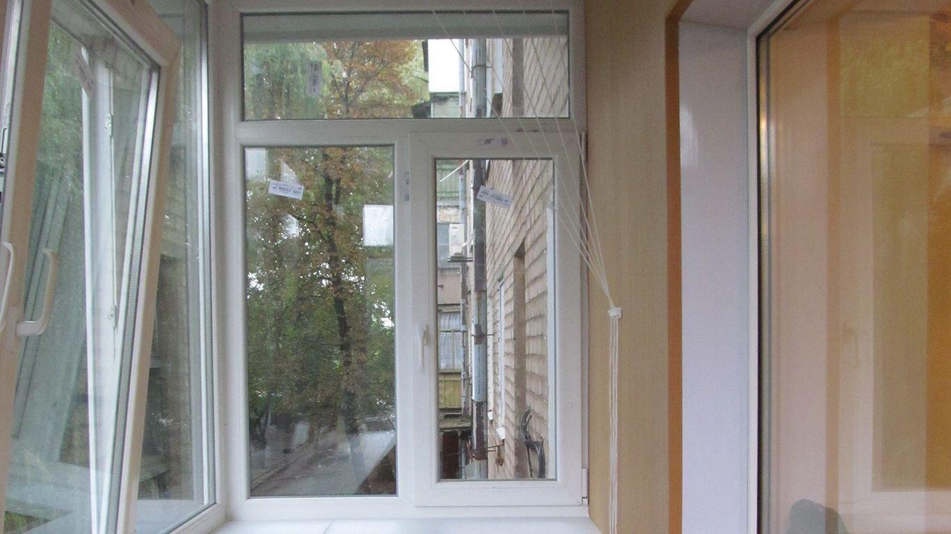 Как застеклить балкон.