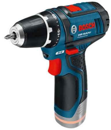 Купить Bosch Gsr 10,8-2-li БЕЗ АКК.