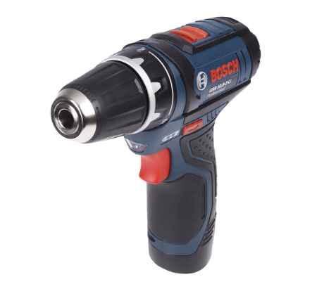 Купить Bosch Gsr 10,8-2-li l-boxx  2.0 Ач