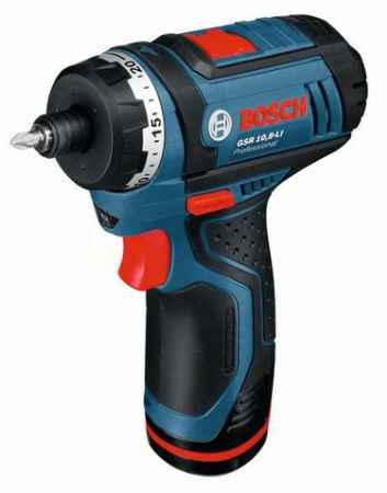Купить Bosch Gsr 10,8-li l-boxx  2.0 Ач
