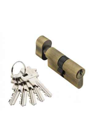 Купить Adden bau Cyl 5-60 key chrome