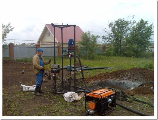 Как расположены водоносные слои?