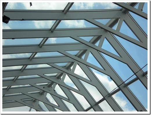 Принцип осуществления монтажа алюминиевых конструкций