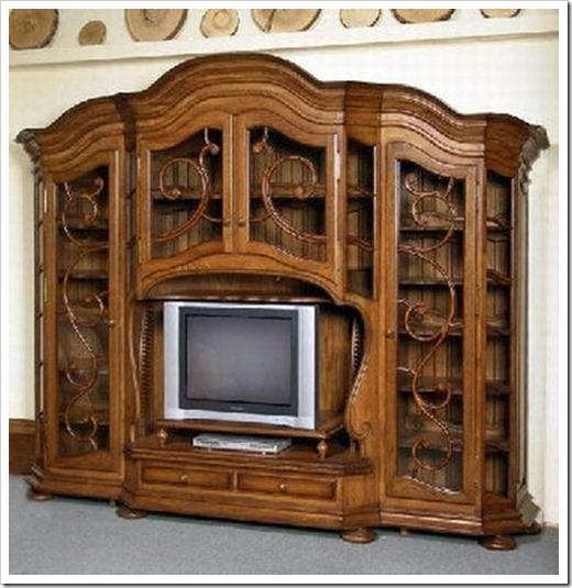 Основные используемые породы дерева для производства мебели