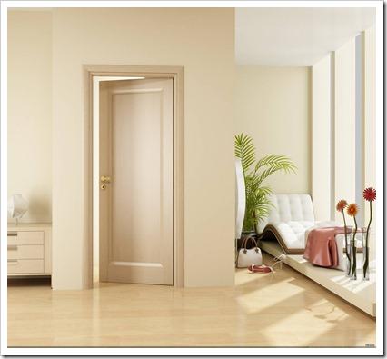 Что такое шпонированные двери и в чём их преимущества?