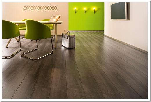 Использование ламината в помещениях с повышенной влажностью
