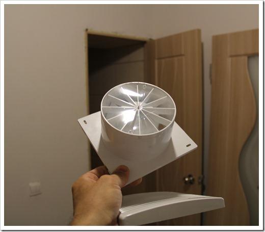 Почему вытяжной вентилятор следует использовать?