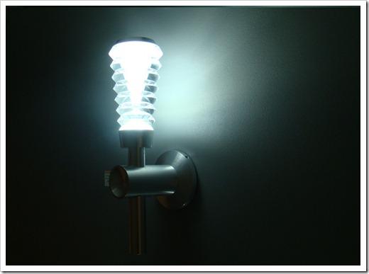 Уличное освещение при помощи светодиодов