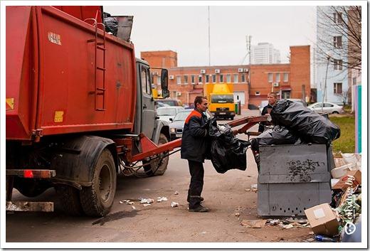 Предоставление контейнера для сбора бытовых и строительных отходов