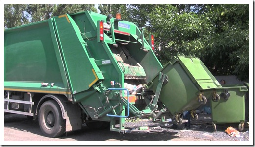 Разовый вывоз мусора