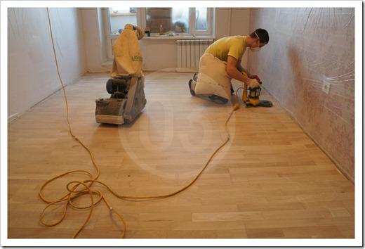 Лакирование отремонтированной и подготовленной поверхности