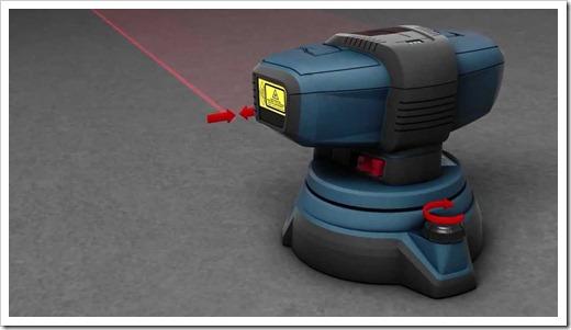 Для чего в принципе может быть использован лазерный нивелир