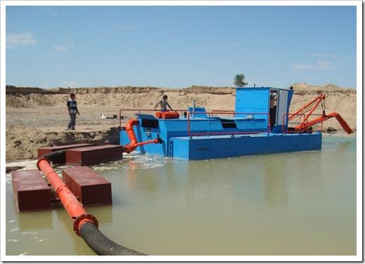 Применение карьерного песка для строительных работ