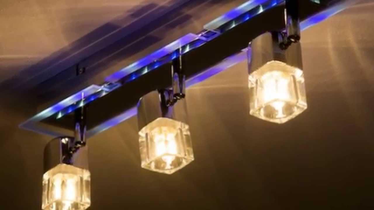 Характеристики светильников