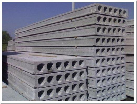 Конфигурация бетонных перекрытий