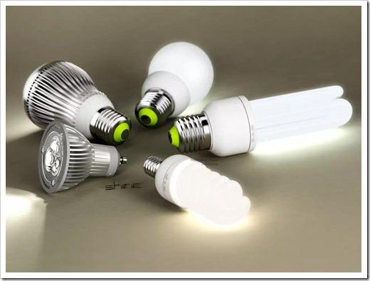 Преимущества использования светодиодных ламп