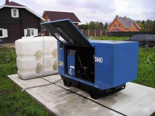 дизель-генератор