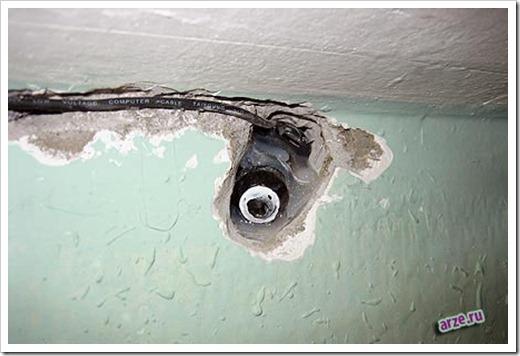 Камеры слежения внутри помещения