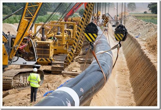 Прокладка газопровода: варианты и главные требования
