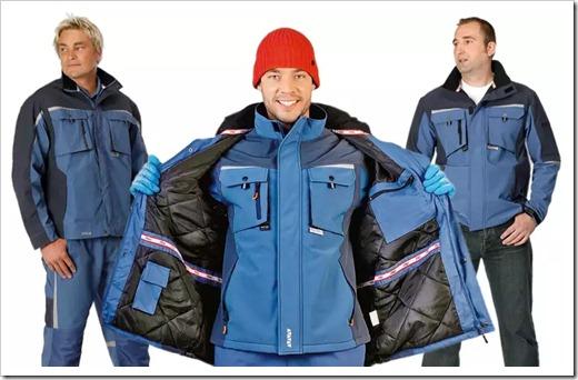 Получение нового комплекта специальной одежды