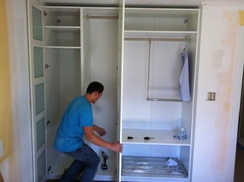шкаф-купе своими руками