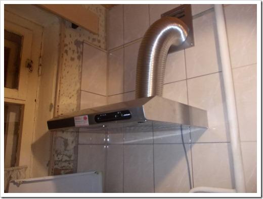 Как установить вытяжку на кухне своими руками фото 47