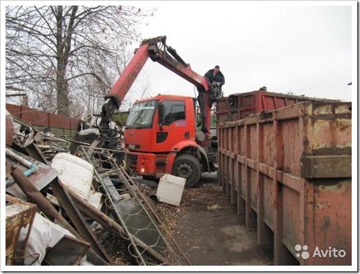 Принципы проведения демонтажа металлических конструкций