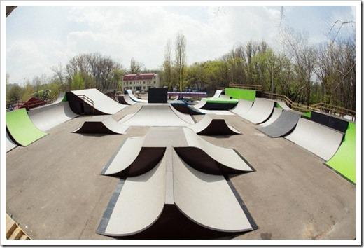 Скейт-парки